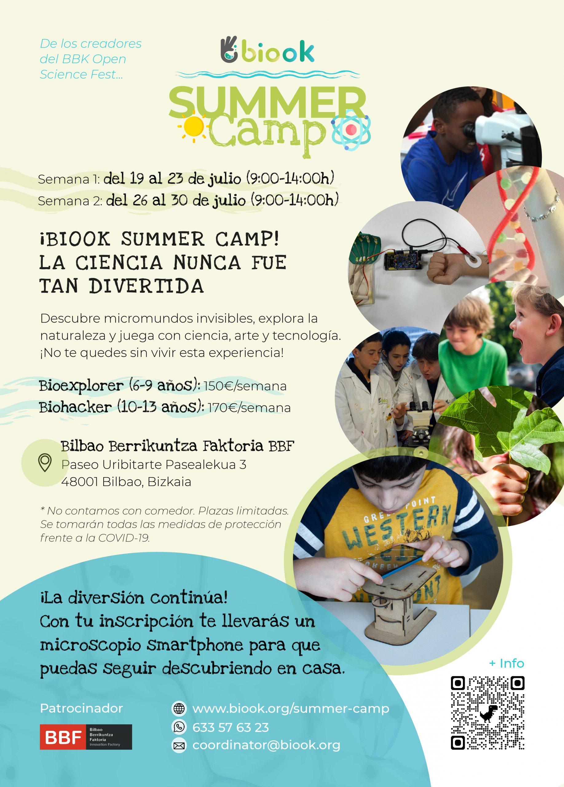 CARTEL BIOOK Summer Camp