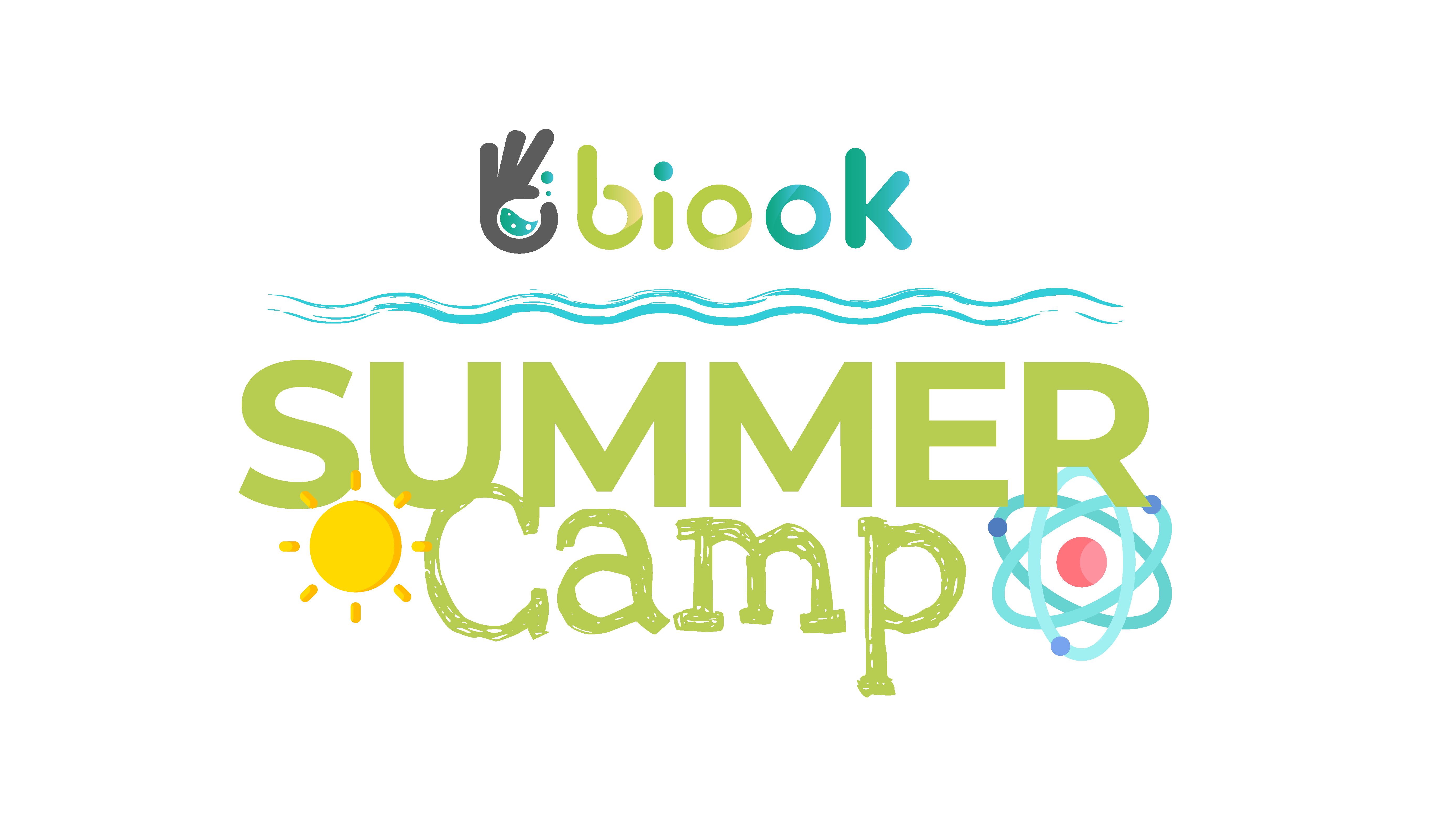 LOGO BIOOK Summer Camp - con fondo 80%